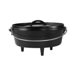Featured Product 10 inch / 4 quart Camp Dutch Oven