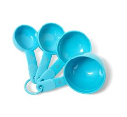 Featured Product Classic Plastic Measuring Cups in Turquoise