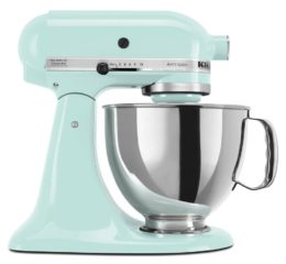 Featured Product Artisan Series 5-Quart Tilt-Head Stand Mixer in Ice