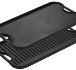 Featured Product Pro-Grid Iron Reversible Grill/Griddle