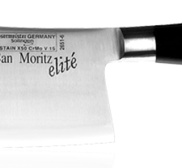 Featured Product San Moritz Elite 6-Inch Cleaver