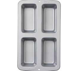 Featured Product Petite 4 Section Mini Loaf Pan