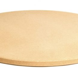 "Featured Product 16.5"" Round Cordierite Baking/Pizza Stone"