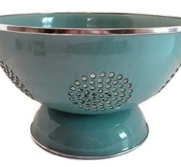 Featured Product Flea Market Enamel Colander