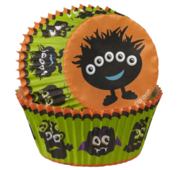 Featured Product Halloween Standard Size Baking Cups