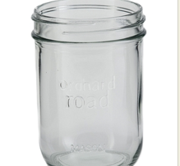 Featured Product 16 oz. Wide Mouth Pint Jars