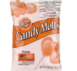 Featured Product Orange Candy Melts