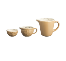 Featured Product  Cane Vintage Style Measuring Cups