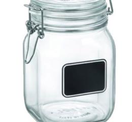 Featured Product Fido Chalkboard Jars