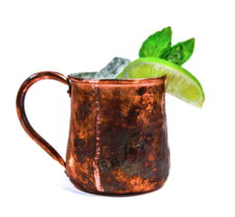 Featured Product Rustic Moscow Mule Mugs