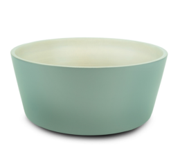 Featured Product Steel Gray Serving Bowl
