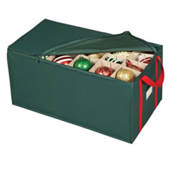 Featured Product Holiday Compartment Ornament Organizer Chest