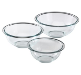 Featured Product Smart Essentials® 3-piece Mixing Bowl Set