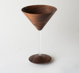 Featured Product WUD Martini Glass