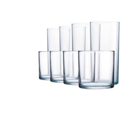 Featured Product Luminarc Rika 16-Piece Drinkware Set