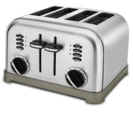 Featured Product Metal Classic 4-Slice Toaster