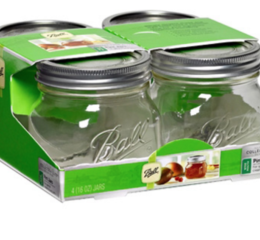 Featured Product Collection Elite® Pint (16-oz.) Wide Mouth Jars