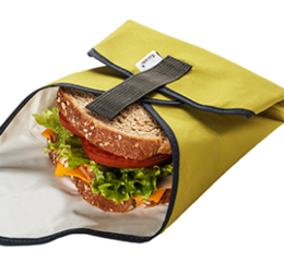 Featured Product Eco Mat Reusable Fold-Up Sandwich Wrap