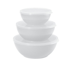 Featured Product Freezable Serving Bowls with Lids