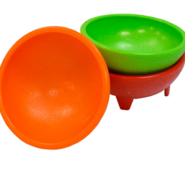 Featured Product Mini Multi-color Salsa Dish