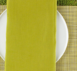 Featured Product Single Sided Napkin in Citrus