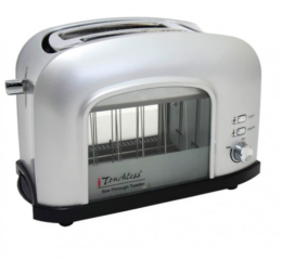 Featured Product See-Through Toaster