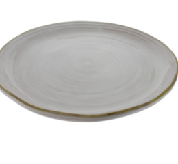 Featured Product Stoneware Round Platter