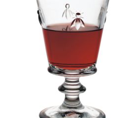 Featured Product French Bee Wine Glass