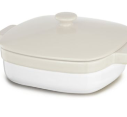 Featured Product Ceramic 4.2-Quart Casserole Dish with Lid