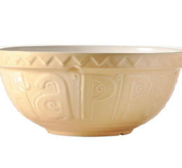 Featured Product Bake My Day Yellow Mixing Bowl