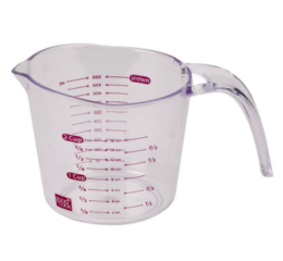 Featured Product 2-cup Clear Measuring Cup