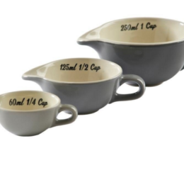 Featured Product Baker Street Measuring Cups