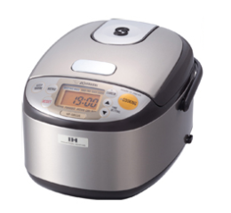 Featured Product Induction Heating System Rice Cooker & Warmer
