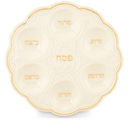 Featured Product Judaic Blessings Seder Plate