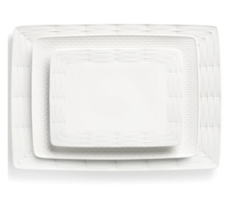 Featured Product Entertain 365 Sculpture 3-piece Platter Set