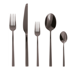 Featured Product Linea Q Stainless Steel Place Setting