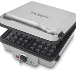 Featured Product 4-Slice Belgian Waffle Maker