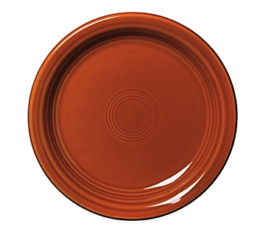 Featured Product Fiesta Dinner Plate in Paprika