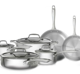 Featured Product Triply 10-in. Saute Pan