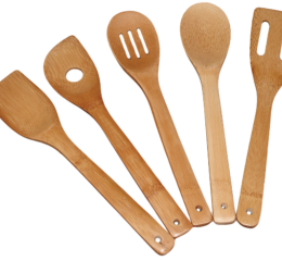 Featured Product 5 Piece Utensil Set
