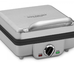 Featured Product Belgian Waffle Maker with Pancake Plates