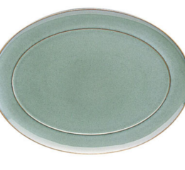 Featured Product Regency Green Oval Platter