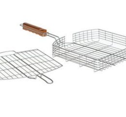 Featured Product Oversized Nonstick Grilling Basket