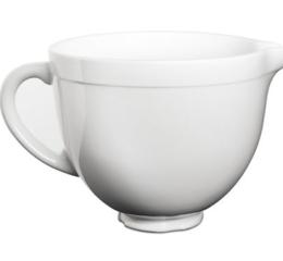 Featured Product 5-Qt Tilt Head Ceramic Mixing Bowl