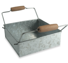 Featured Product Oasis Galvanized Steel Napkin Holder