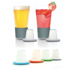 Featured Product Dimple Self-Chilling Pint Glasses