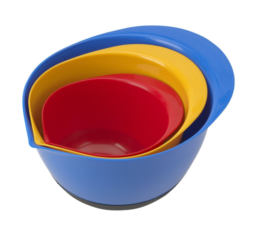Featured Product Non-Slip Mixing Bowl Set