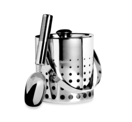 Featured Product Cheers Stainless Steel Ice Bucket