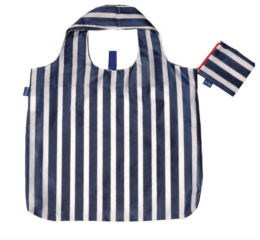 Featured Product Cabana Stripe Navy Blu Bag