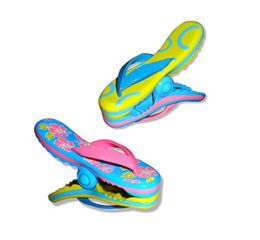 Featured Product Flip Flop Boca Beach Towel Clip
